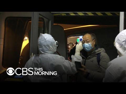 Coronavirus in Cina x 2017