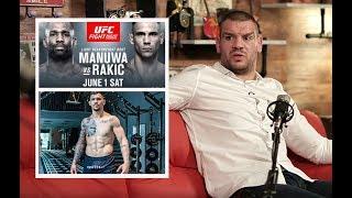 Ante Delija - Aleksandar Rakić je zvijer, dobit će Manuwu!
