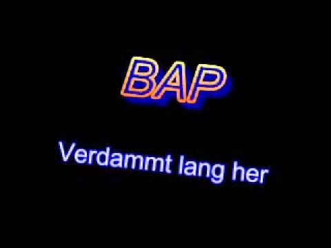 BAP - Verdammt lang her