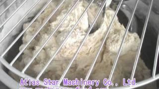 Bakery Dough Machine - Spiral Mixer