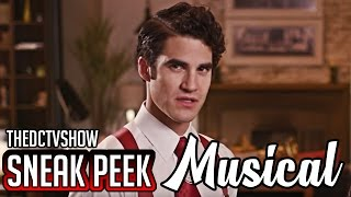 The Flash 3x17 Supergirl Musical Crossover Sneak Peek