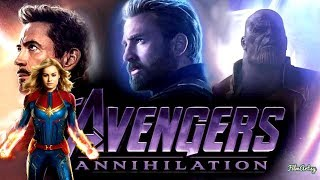 Avengers 4 Official Trailer Release Date Update - 2018
