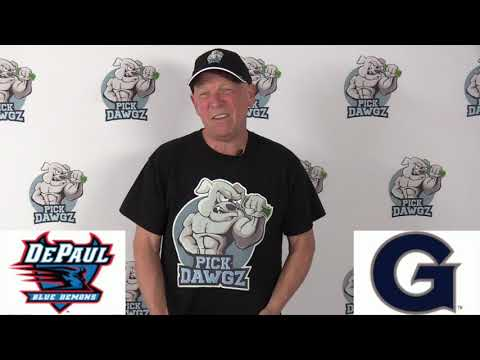 Georgetown vs DePaul 2/8/20 Free College Basketball Pick and Prediction CBB Betting Tips