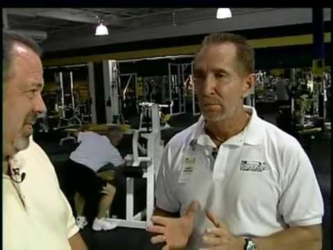 Bobby Morrow, Personal Trainer on getting fit at the forum on Hometown TV Today