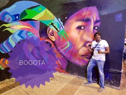 WORLD RIDE 2017 || EP 140 || Bogota Colombia