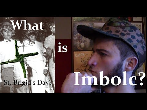 What is ImbolcSt. Brigid's Day?