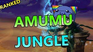 Amumu Jungle - Full Ranked Gameplay Commentary