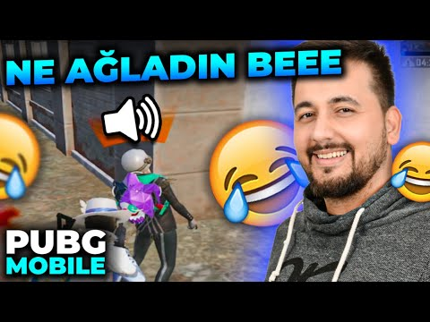 Download NE AĞLADIN BEEE / PUBG MOBILE GAMEPLAY