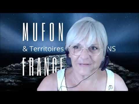 Soirée OVNI Paris visio-conférence de Janny Charrueau