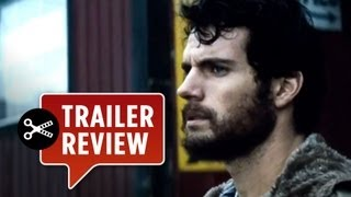 Instant Trailer Review - Man Of Steel (2012) Trailer Review HD