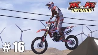 MX vs. ATV Untamed - Xbox 360 / Ps3 Gameplay Playthrough X- Cross Tournament PART 16