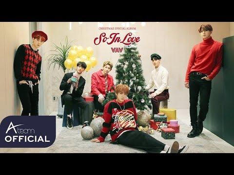 VAV(브이에이브이) So In Love MV Teaser