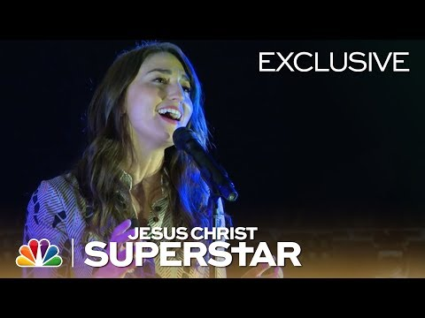 Jesus Christ Superstar's Sara Bareilles and Andrew Lloyd Webber: