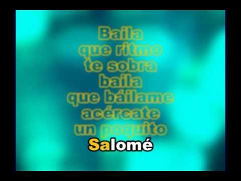 CHAYANNE - SALOME - KARAOKE