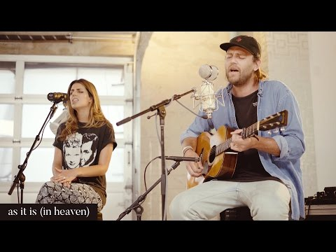 As It Is (In Heaven) // Hillsong Worship // New Song Cafe