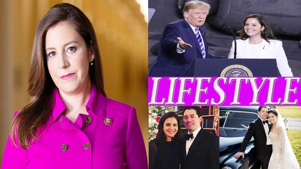 Elise Stefanik (Politician) Lifestyle, husband, Net Worth ...