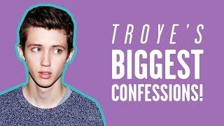 Troye Sivan's Biggest Confessions | POPSUGAR Mashups