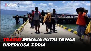 Diperkosa 3 Pria, Bocah Perempuan di Kabupaten Muna Tewas #iNewsMalam 28/09