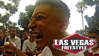 TEO vs BJ SEMIFINAL SUB 15 92 Las Vegas Freestyle