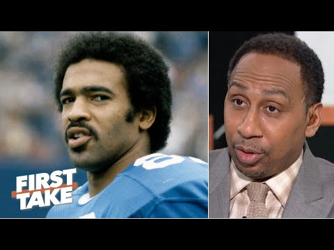Stephen A. makes the case for Drew Pearson's Hall of Fame candidacy after snub | First Take