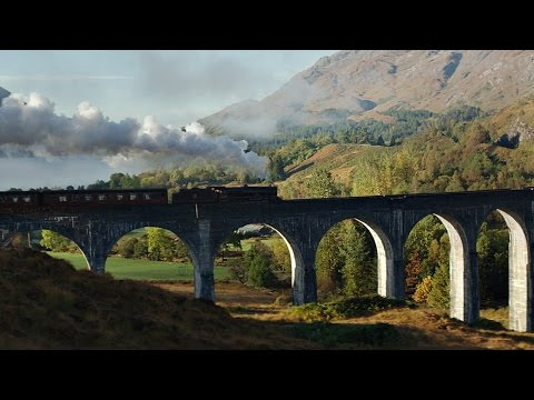 Driving The Jacobite Steam Train – Alec's Story