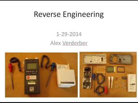 BME 352 Reverse engineering project