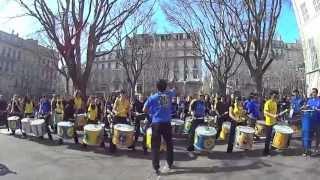 Muleketu aux Danaïdes (1/7) Marseille