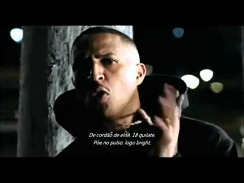 Racionais Mc's feat 2Pac - Vida Loka II HD