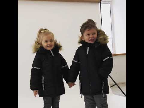 Детские зимние куртки высокого качества