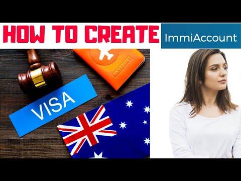 How To Create ImmiAccount To Immigrate Australia