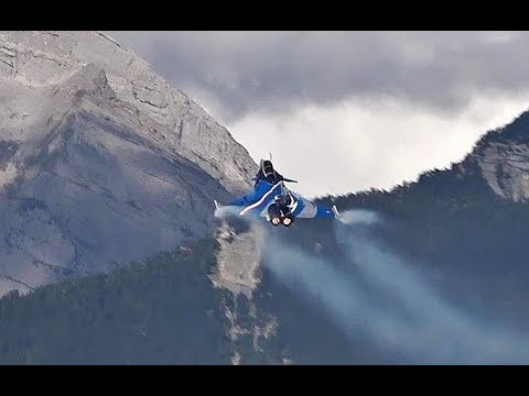 Rafale Display in the Stunning  Switzerland Mountains!!! Sion Airshow