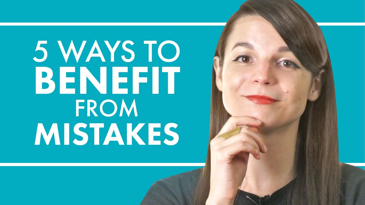 5 Ways to Profit from Your Mistakes While Learning a Language