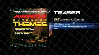 AIRWOLF Extended Themes CD1 Track 8 Teaser - Airwolf Theme Season 2 SWEET BRITCHES Intro