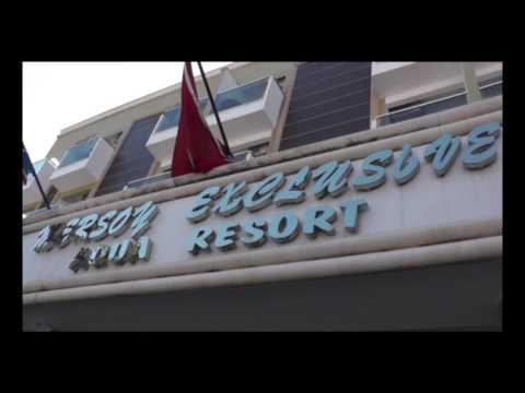 MERSOY EXCLUSIVE HOTEL (room), дорога на пляж, ТУРЦИЯ 1
