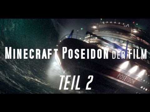 Minecraft Poseidon der Film Teil 2 [German] [Full HD]
