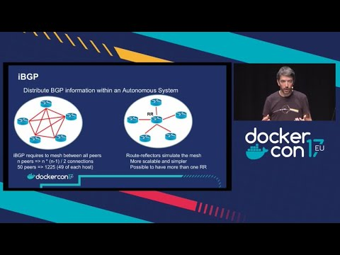 Deeper Dive In Docker Overlay Networks