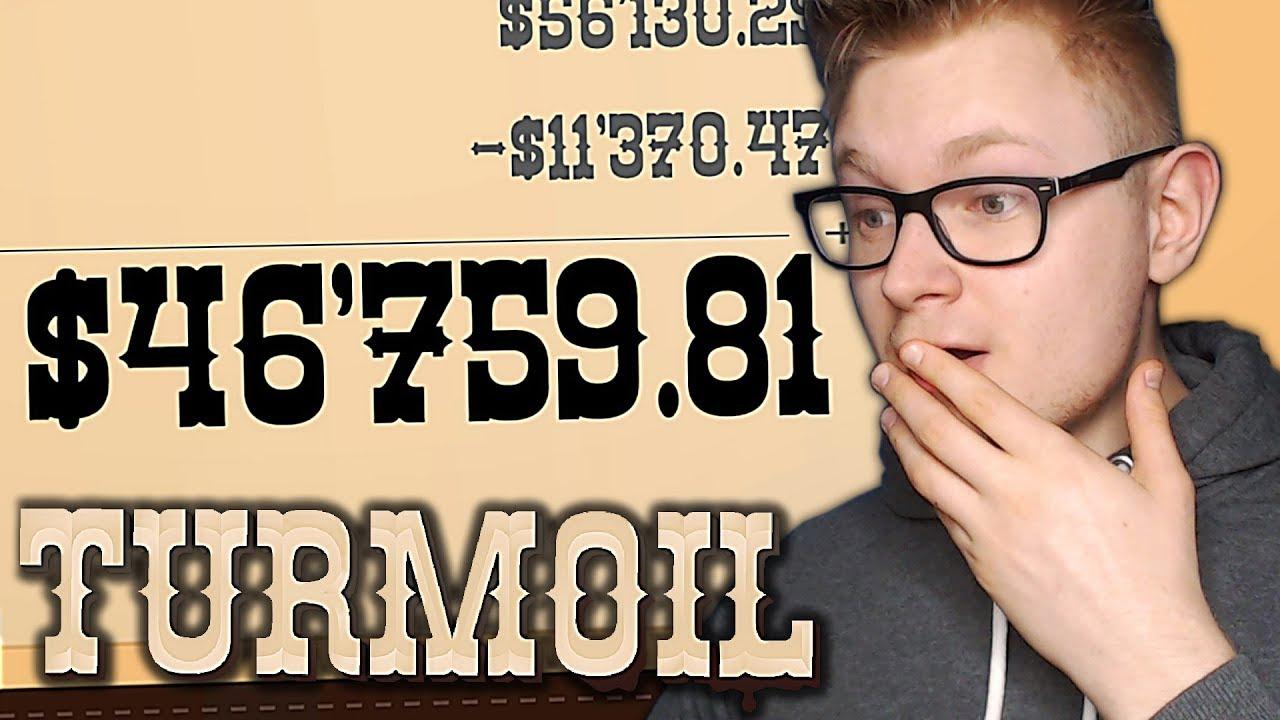REKORD ZAROBIONYCH PIENIĘDZY! PRAWIE 50000$ - TURMOIL #9 PL