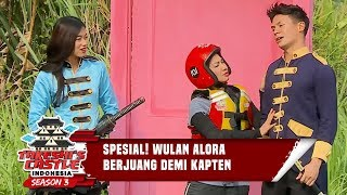 SPESIAL! Wulan Alora Verjuang Demi Kapten - Takeshi's Castle Indonesia (7/7)