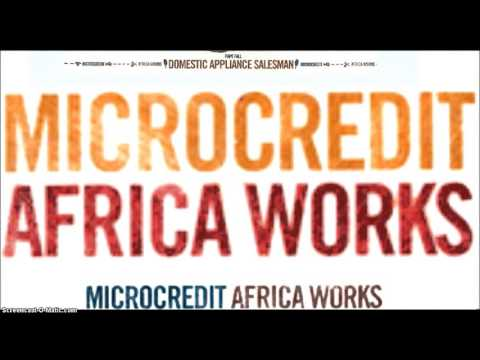 "Africa Works: ""Micro-credit"" Campaign"