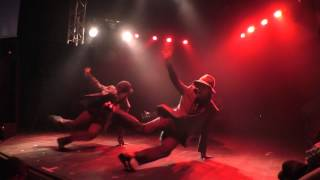 Freedom Liberator / BOPPiN JIVE×BLACK CHANNEL DANCE SHOWCASE