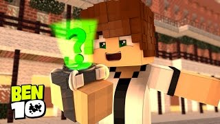 Minecraft BEN 10 : CAPTUREI UM NOVO ALIENIGENA !!! #09 ( Ben 10 In Minecraft)