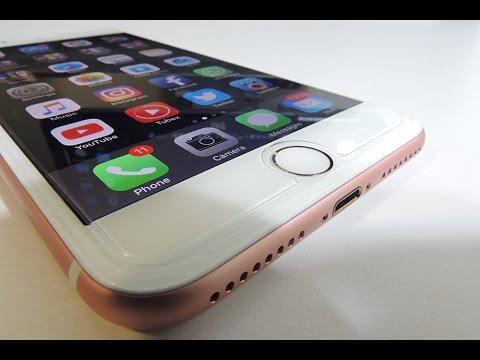 big sale b5d39 8b55d Spigen Glass TR Slim Tempered Glass Screen Protector For iPhone 7 & iPhone  7+
