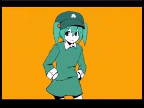 東方 Touhou - Nitori Get Down