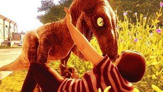 Das war ein WIRKLICH großer Fehler! ☆ Jurassic World Evolution