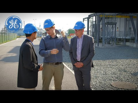 The People Behind the Power: GDF SUEZ | Gas Power Generation | GE Power