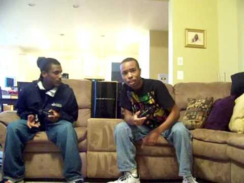 PS3 vs Xbox 360 Rap