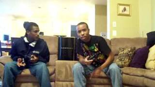 PS3 vs Xbox 360 Rap