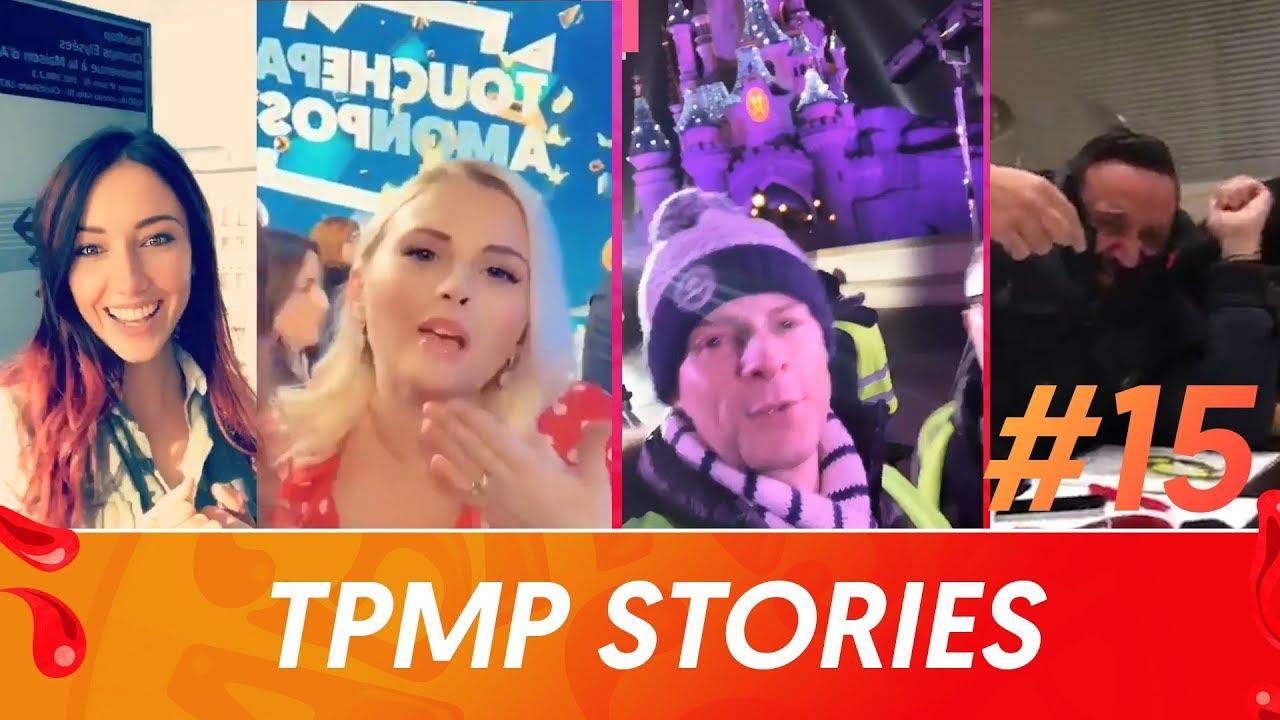 TPMP : Matthieu Delormeau à Disneyland Paris, Magali Berdah piégée... Le meilleur des Insta Stories