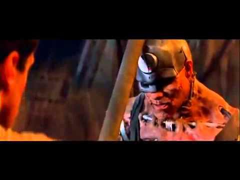 Cool scene   Judge Dredd