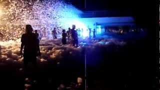 Turkey-Antalya-Belek hotel Adam&Eve 5* schauma party at night